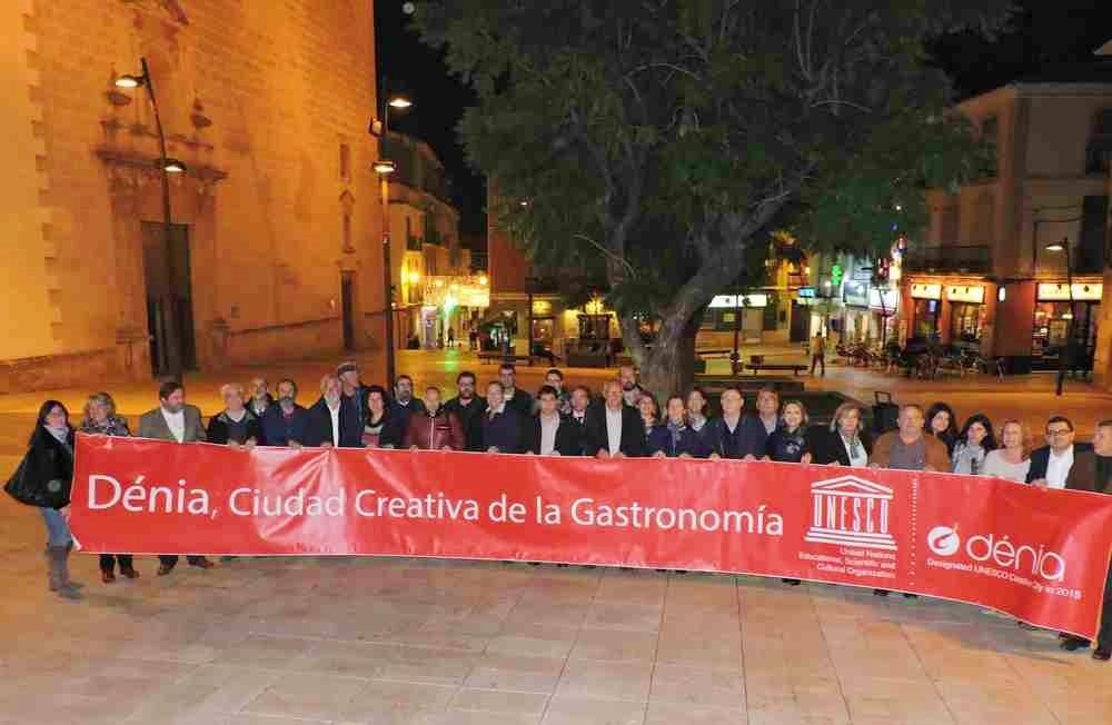 Dénia Ciudad Creativa de la Gastronomía por la UNESCO